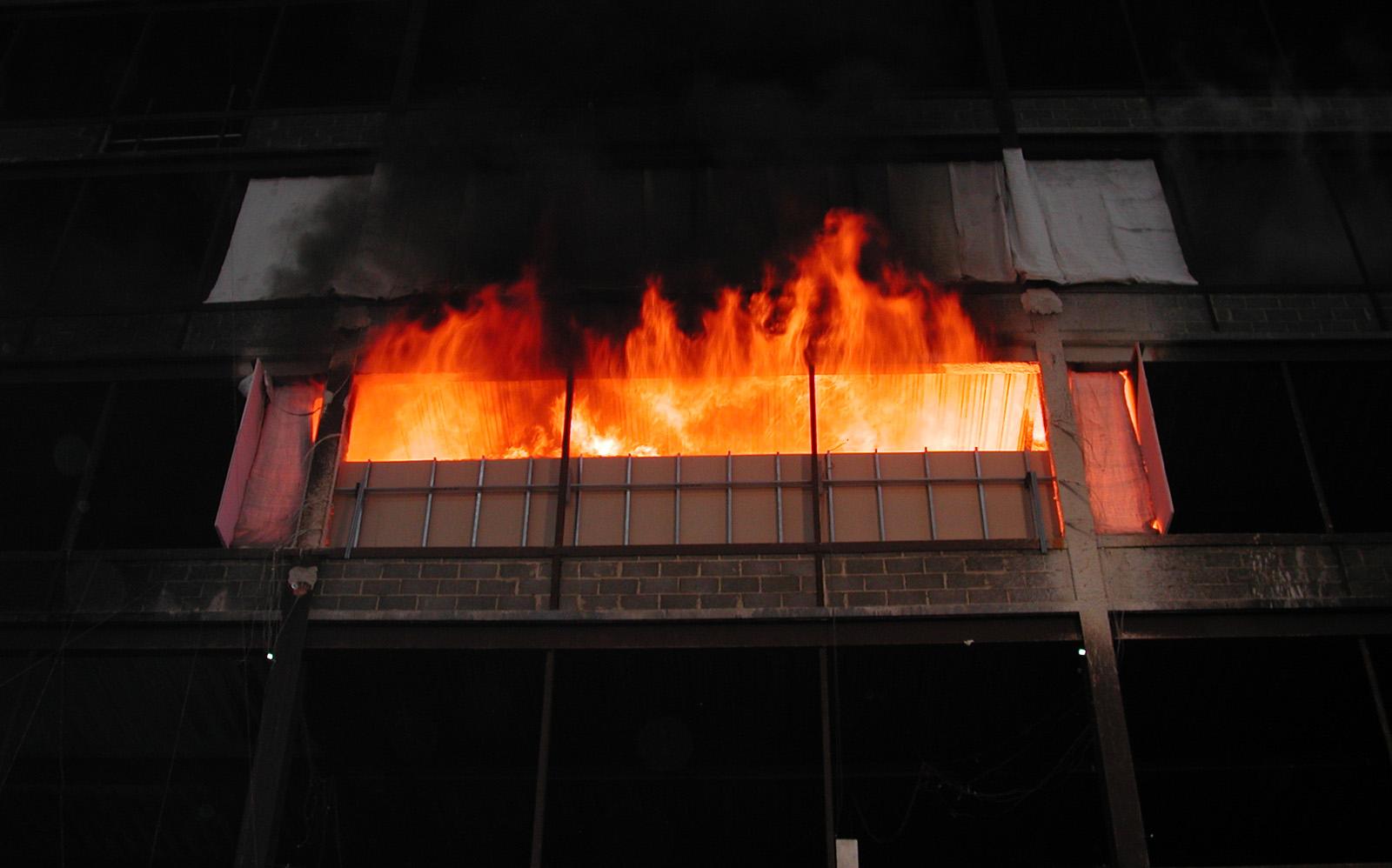 Požární odolnost